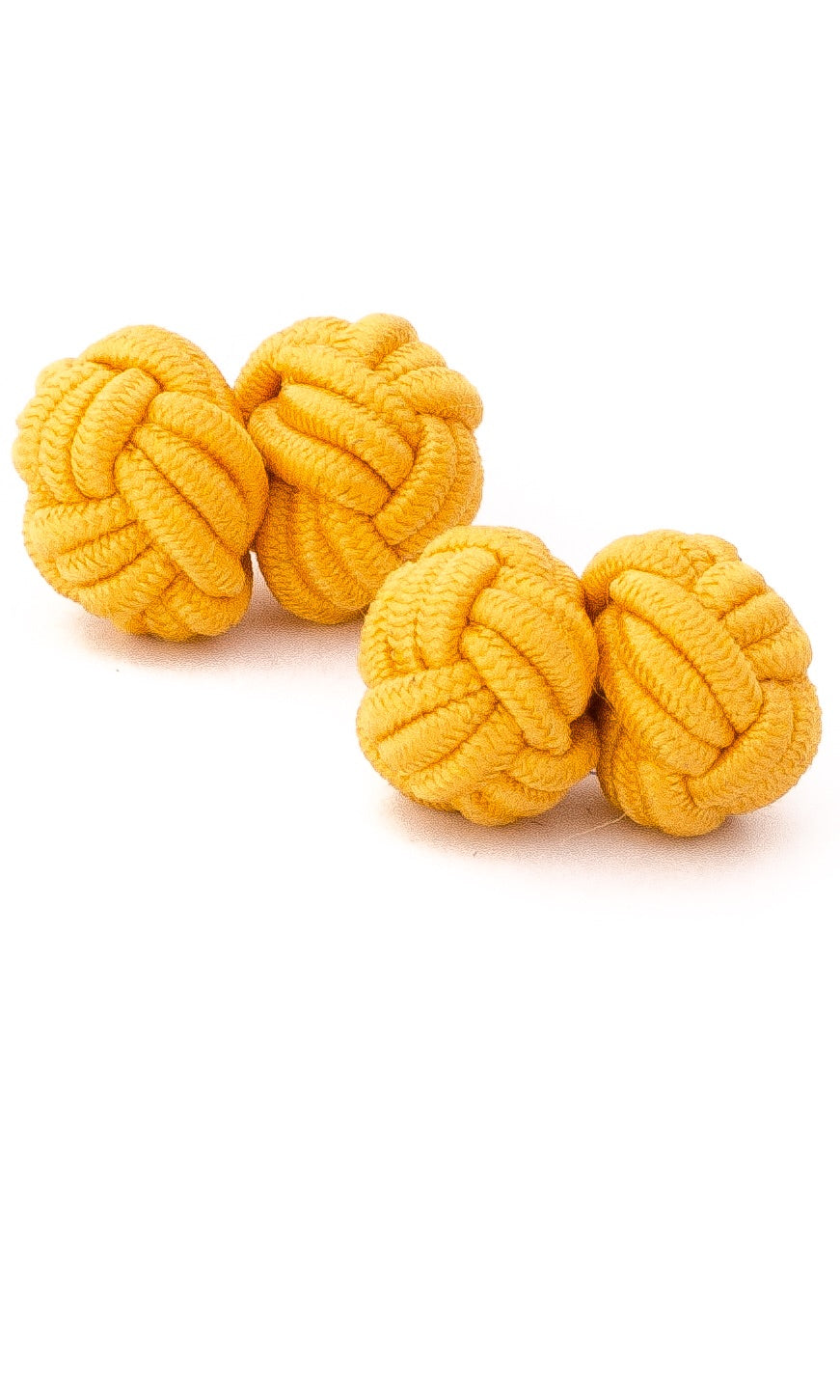 Silk Rope Knots (yellow)