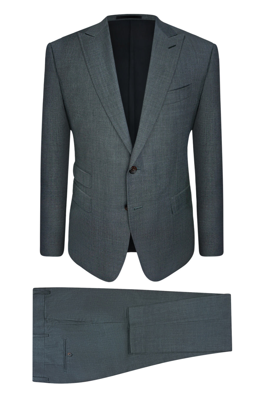 Medium Grey Suit Jacket