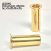 Silverback 5mm to 4mm Ultra Low Resistance Plug (GOLD) 2pcs (Low Profile)