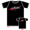 S-WORKz Speed T-Shirt Black 3XL