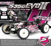 SWORKz S350 Evolution II 1/8 Pro Buggy Kit