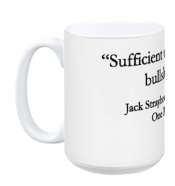 JACK'S SUFFICIENT MUG -