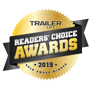 ADCO BRINGS HOME THE GOLD WITH THE 2019 TRAILER LIFE READERS' CHOICE AWARD