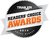 Trailer Life Readers Choice Gold Award 2014