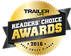 Trailer Life Readers Choice Gold Award 2016