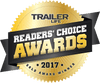 Trailer Life Readers Choice Gold Award 2017