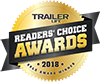 Trailer Life Readers Choice Gold Award 2018