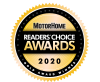 2020 Motorhome RV Cover Readers Choice Gold Award Winner