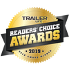Trailer Life Readers Choice Gold Award 2019
