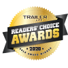 2020 Trailer Life Readers Choice Gold Award