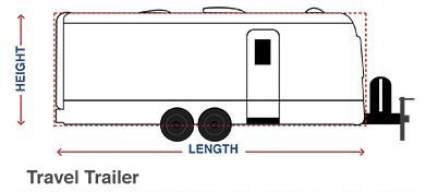 How To Measure Travel Trailer For A RV Cover