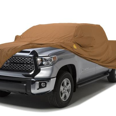 Carhartt Truck Cover With The Front End Up