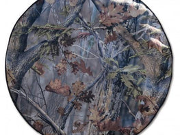 Camouflage Vinyl Spare Tire Cover