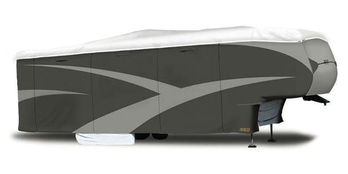 Designer Series Tyvek 5th Wheel RV Cover