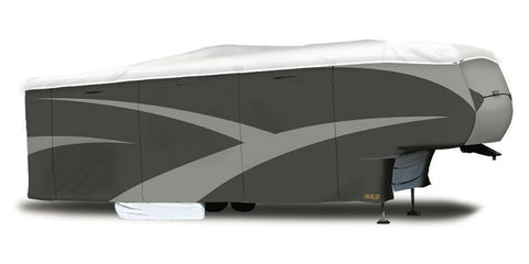 "ADCO 31'1"" to 34' 5th Wheel Designer Tyvek Plus Wind RV Cover"