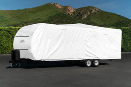 Wolf Tyvek Travel Trailer Covers Made For All Weather Protection