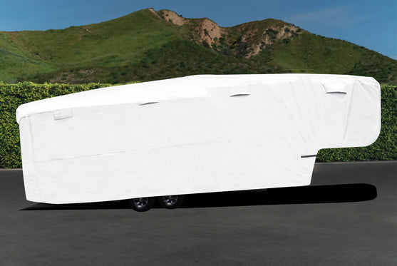 Wolf Tyvek 5th Wheel Trailer is 100 Percent Tyvek