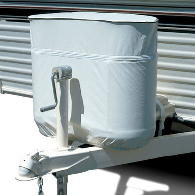 Polar White Propane Tank Cover