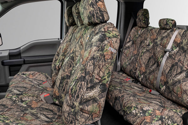Carhartt Mossy Oak Camo Tow Vehicle Seat Covers