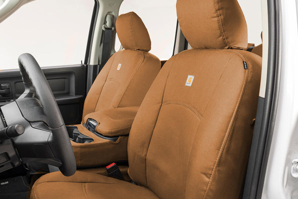 Seat Covers For Trucks >> Carhartt Precisionfit Tow Vehicle Seat Covers