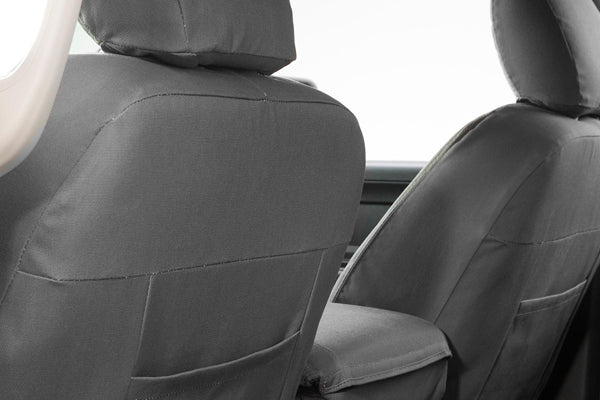 Carhartt Truck Seat Covers - Storage Pockets