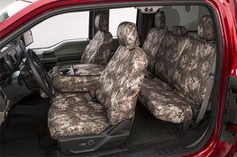 Prym1 MultiPurpose Camo Seat Covers Front and Rear