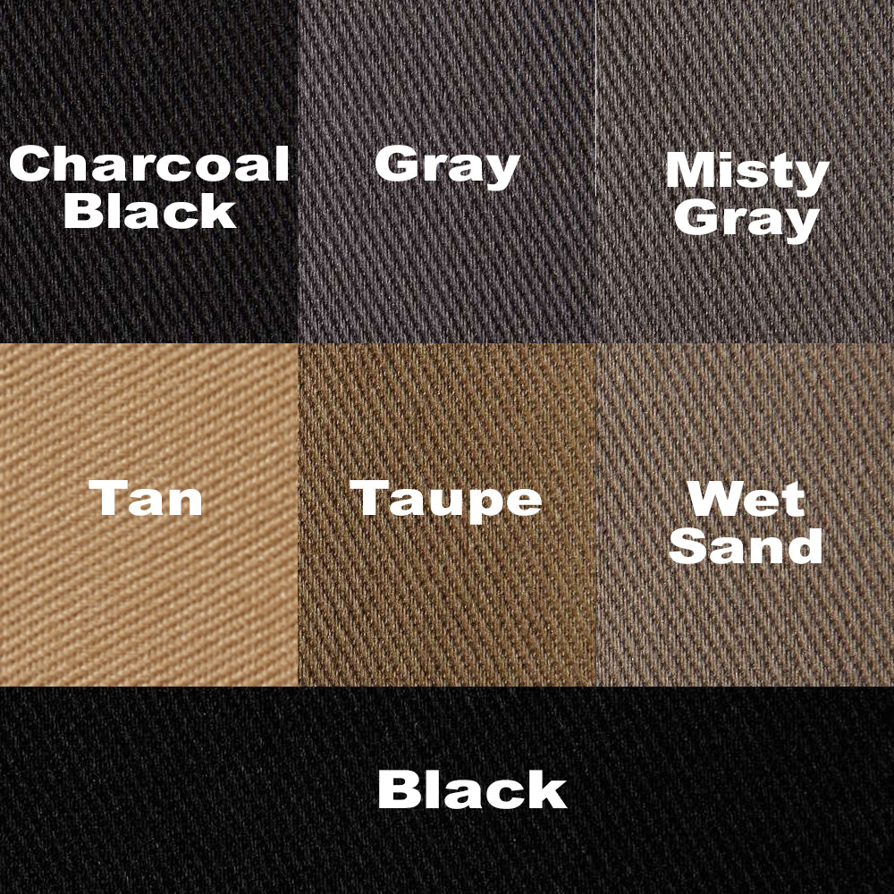 RV Sofa Color Options