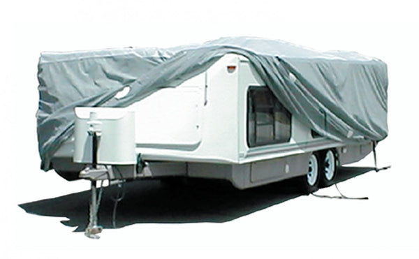"ADCO 22'7"" to 26' Hi-Lo Trailer SFS Aqua Shed Cover"