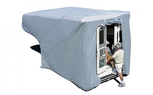 ADCO 8' to 10' Queen Bed SFS Aqua Shed Truck Camper Cover