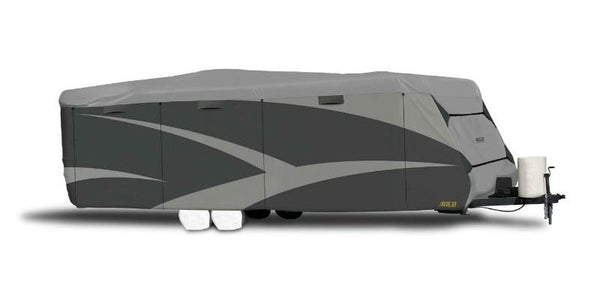 "ADCO 34'1"" to 37' Designer Series SFS Aqua Shed Travel Trailer RV Cover"