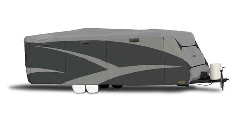 "ADCO 26'1"" to 28'6"" Designer Series SFS Aqua Shed Travel Trailer RV Cover"
