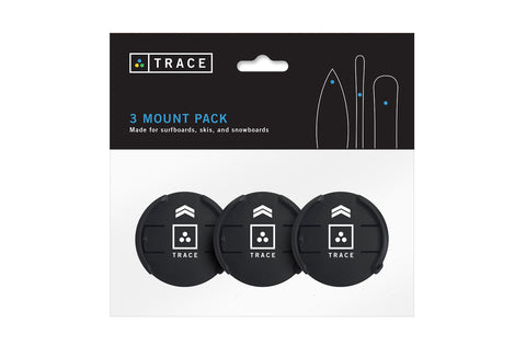 Trace Mounts - 3 Pack