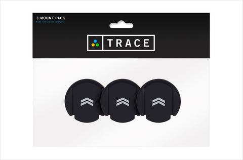 Trace Mounts (Kickstarter Edition) - 3 Pack