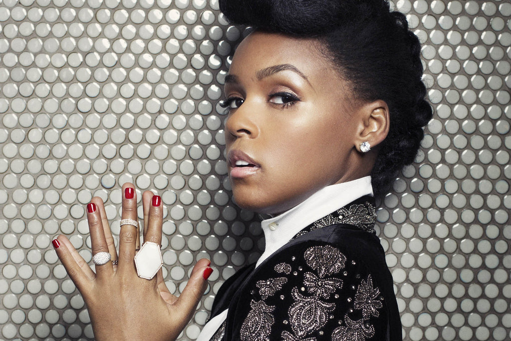 Woman Crush Wednesday - Janelle Monáe