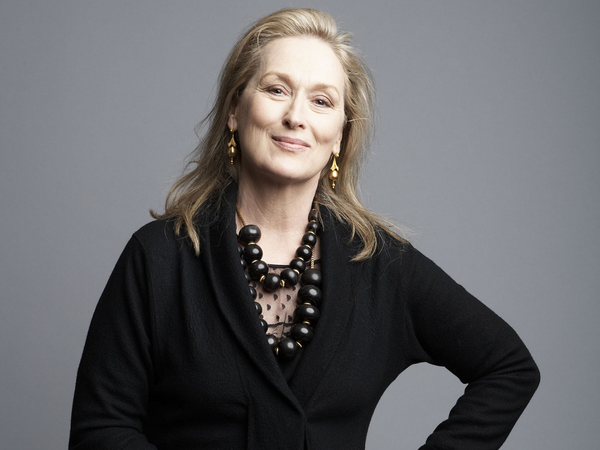 Woman Crush Wednesday - Meryl Streep