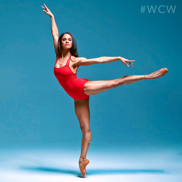 Woman Crush Wednesday - Misty Copeland