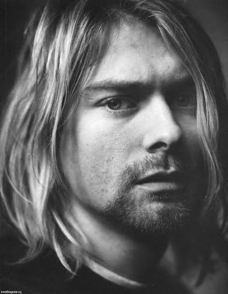 Man Crush Monday - Kurt Cobain
