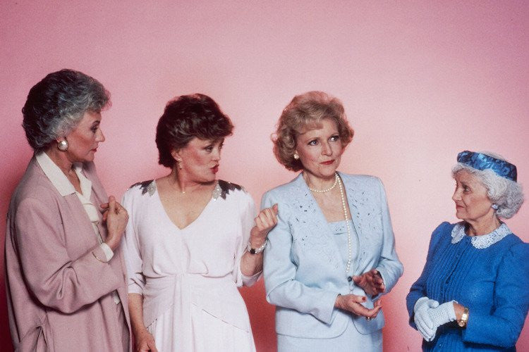 Women Crush Wednesday - The Golden Girls