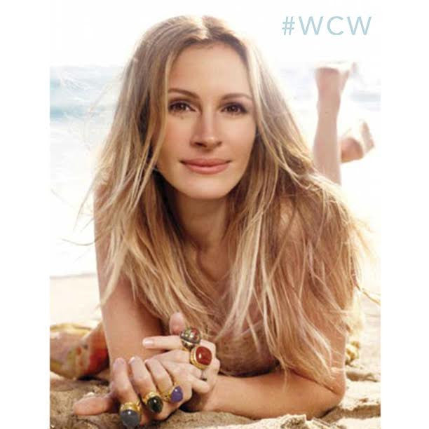 Woman Crush Wednesday - Julia Roberts