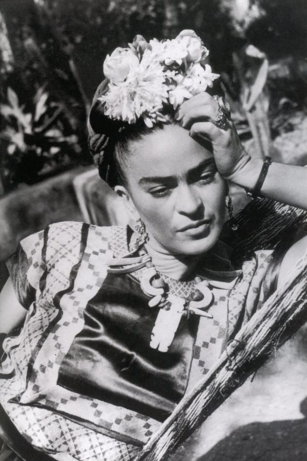 Woman Crush Wednesday - Frida Kahlo