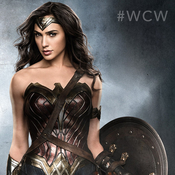 Woman Crush Wednesday - Wonder Woman
