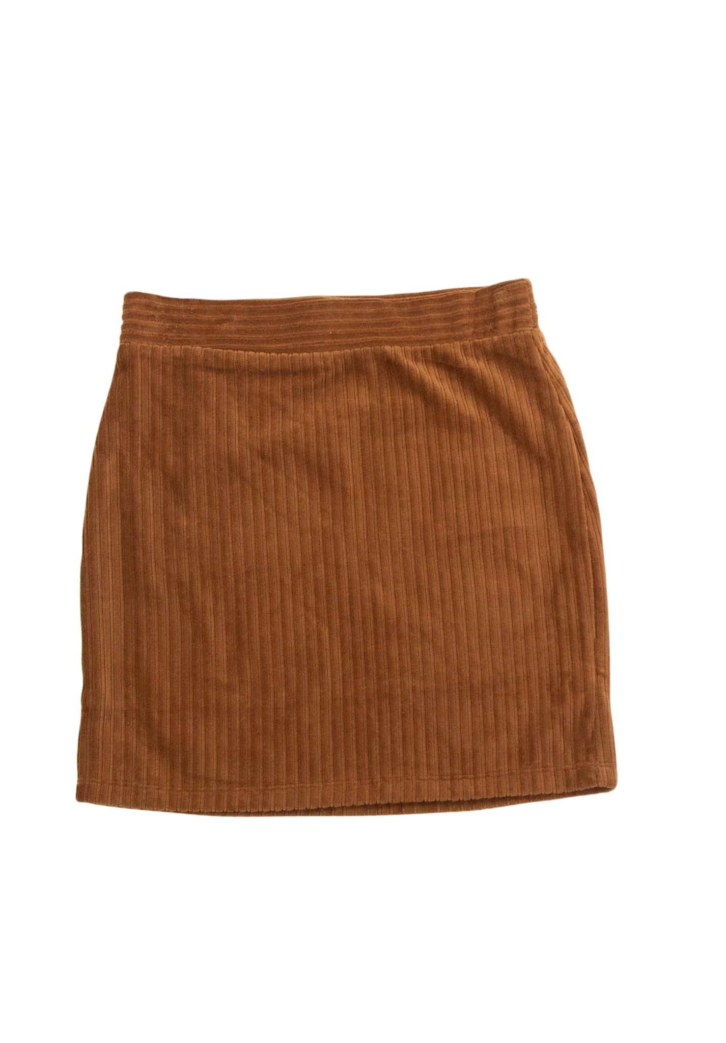 Urbane Skirt in Brown