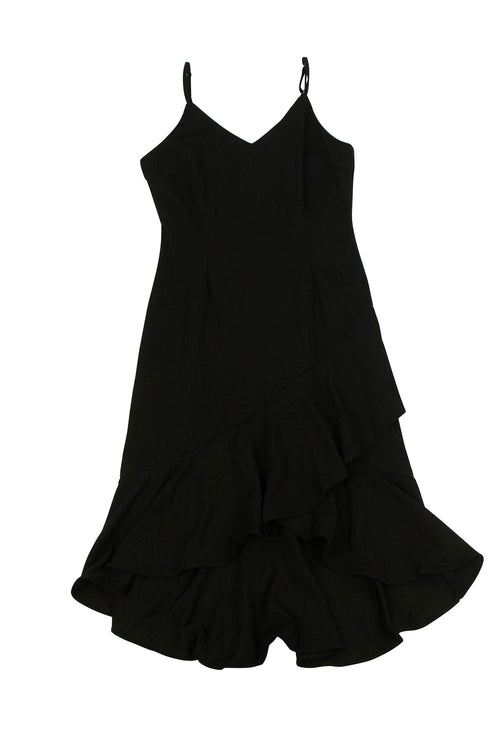 Shall We Dance Dress in Black