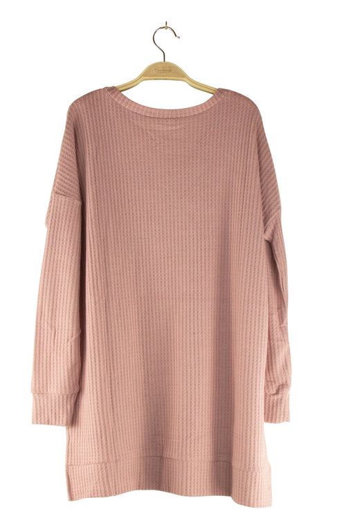 Unbeatable Tunic in Light Pink