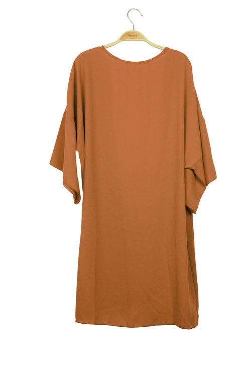 Undercover Duster in Brown