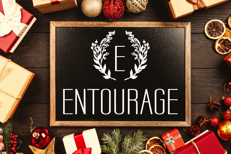 Emailed Christmas  Gift Card Logo