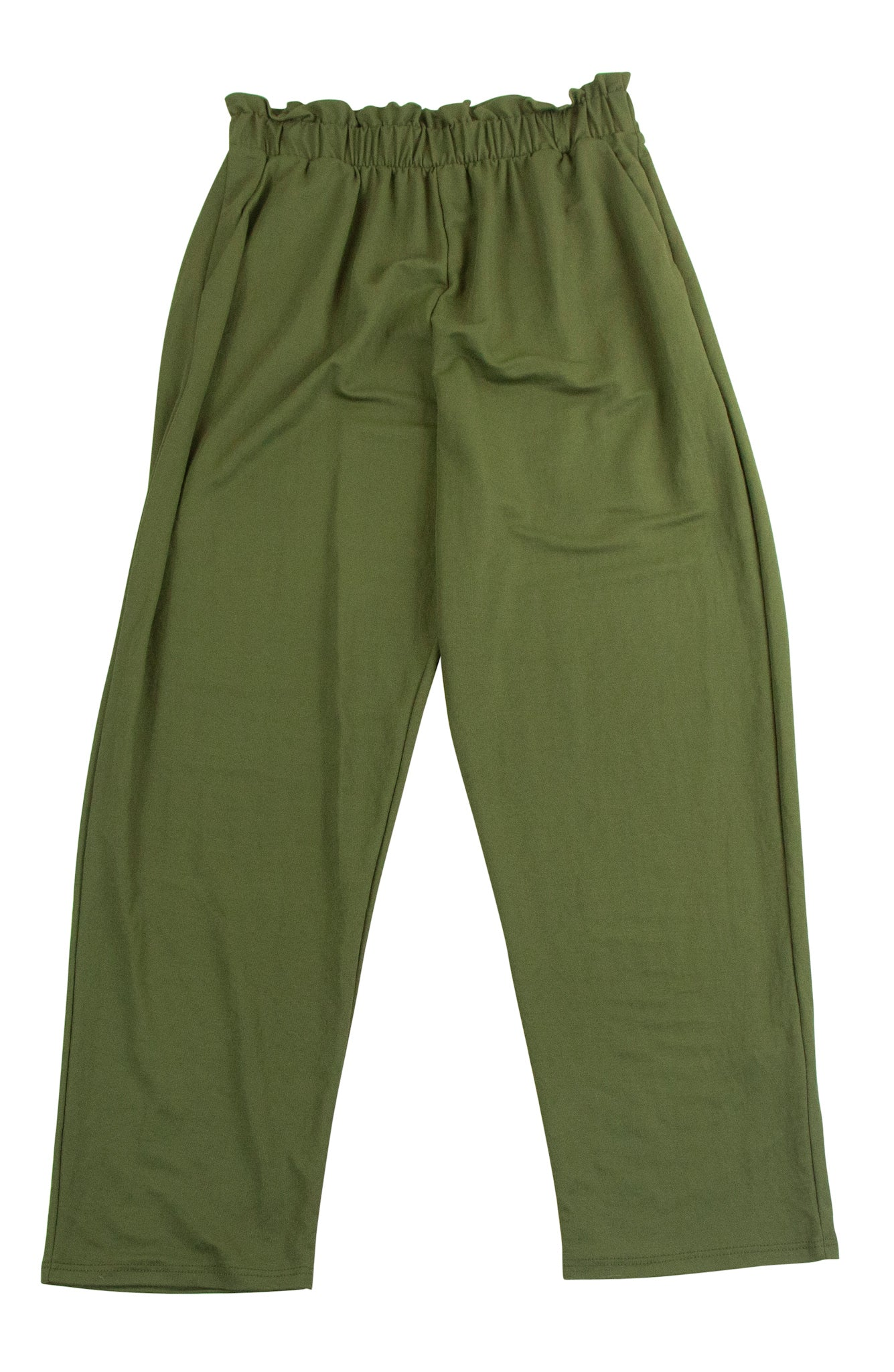 Best Life Pants in Dark Green