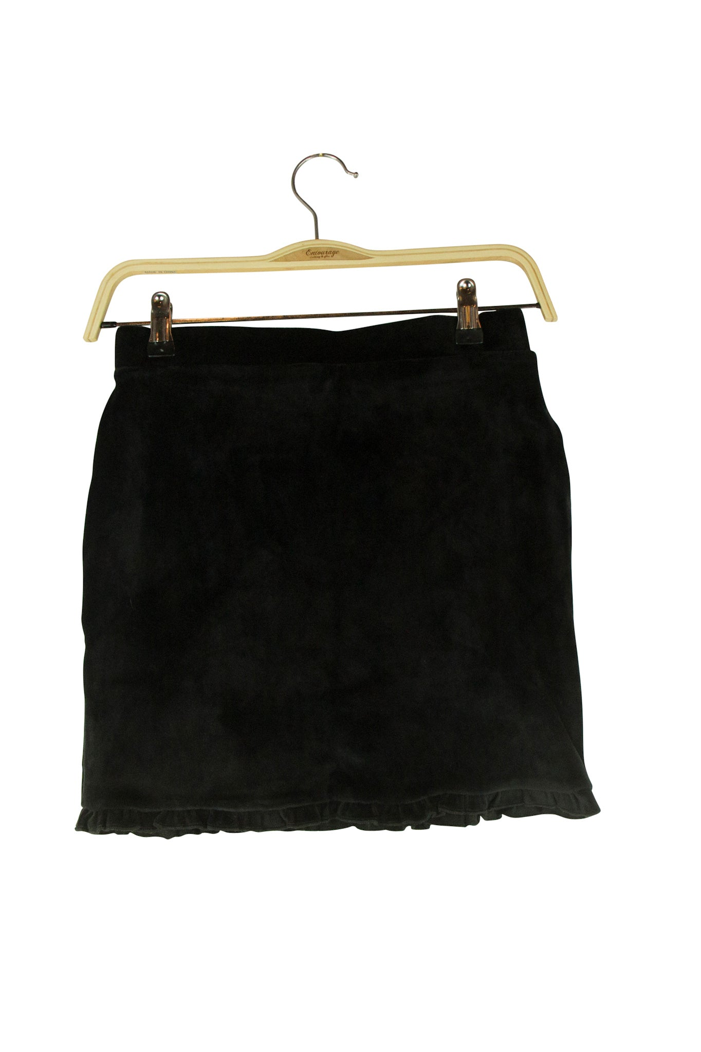 Eye Candy Skirt in Black