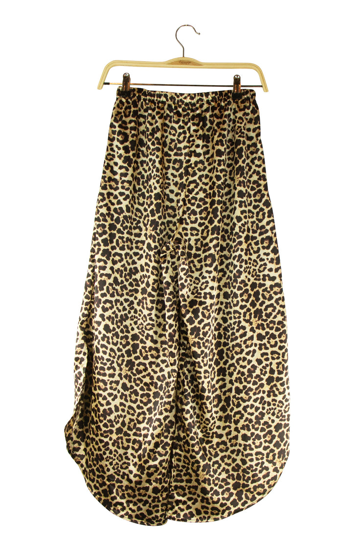 Wilderness Pants in Leopard Print