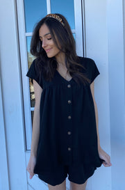 Aspen Top in Black